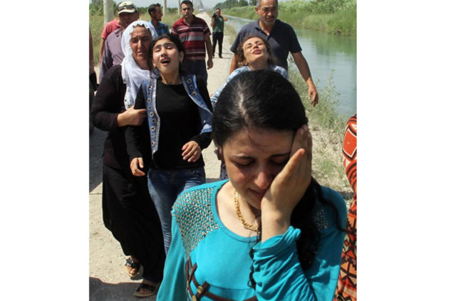 Adana'da 19 yaşındaki genç kanalda boğuldu