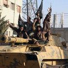 IŞİD sözde başkenti Rakka'da karşı saldırıya geçti