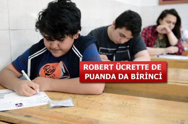 TEOG  özel okul puanları Robert Koleji