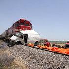 Elazığ'daki tren kazasında gözaltındaki 2 makinist serbest