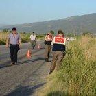 Aydın'da otomobil sulama kanalına devrildi baba öldü, kızı yaralandı