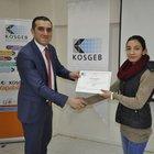 KOSGEB'den esnafa 250 bin lira destek