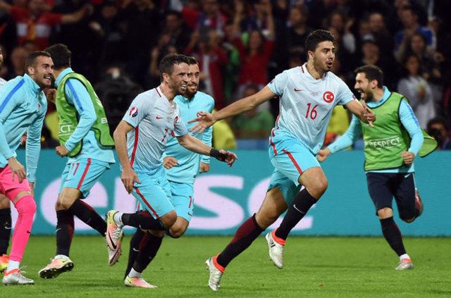 Çek Cumhuriyeti - Türkiye maçı Avrupa basınında geniş yer buldu