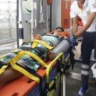 Adıyaman'da bir genç bisikletiyle balkondan düştü