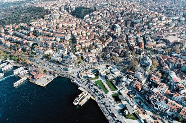 Üsküdar Boğaz bölgesinde 2017'de dönüşüm başlayacak