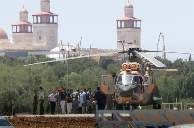 Ürdün'deki terör saldırısının ardından Suriye sınırı 'kapalı askeri bölge' ilan edildi