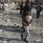 Rakka'ya düzenlenen hava saldırısında siviller hayatını kaybetti