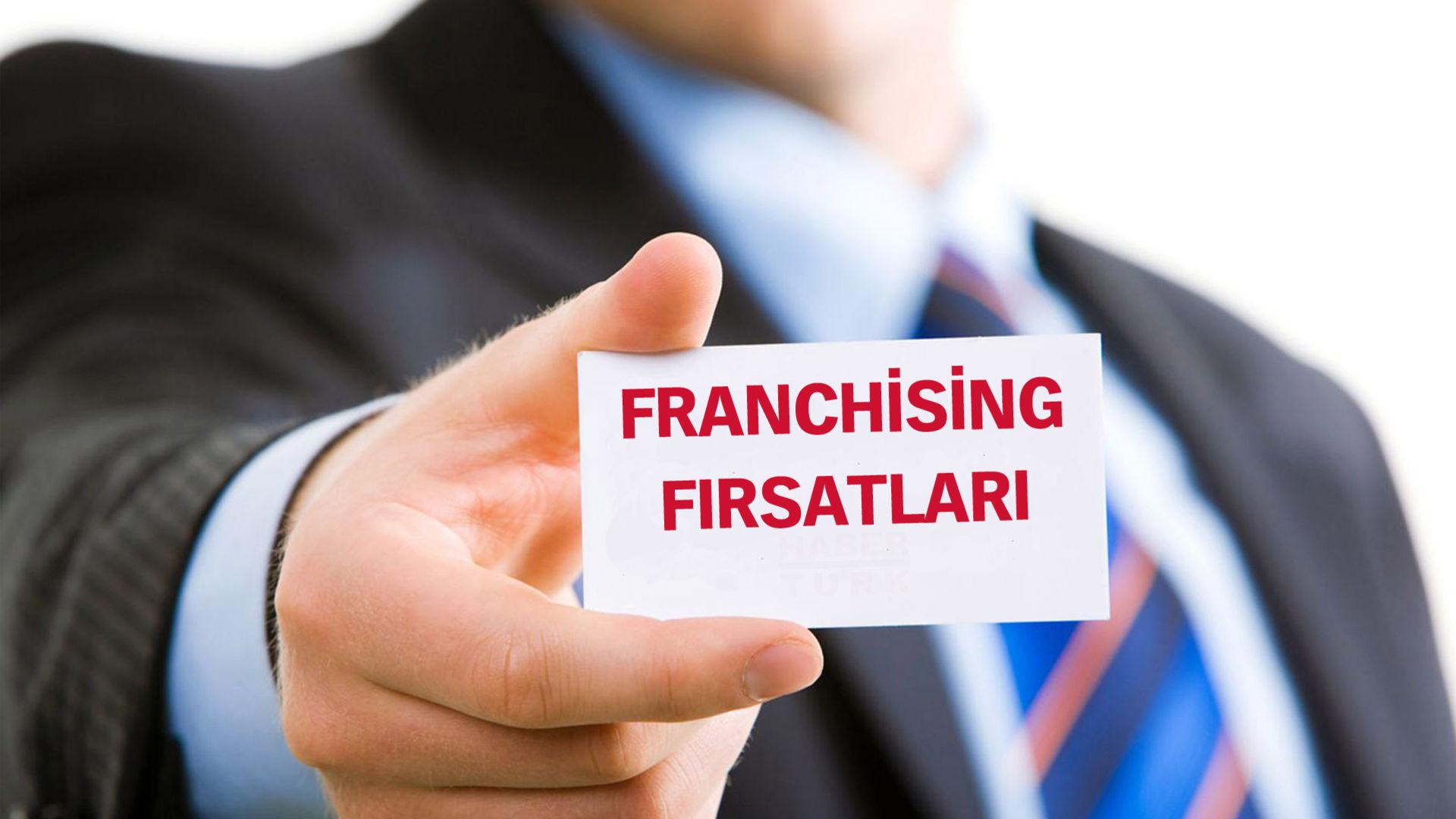 Bir franchise üzerinde çalışma özellikleri