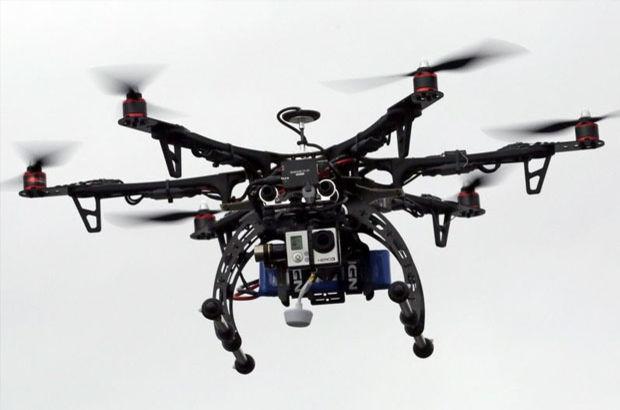 Mersin'de insansız hava aracı kullanımına sınırlama