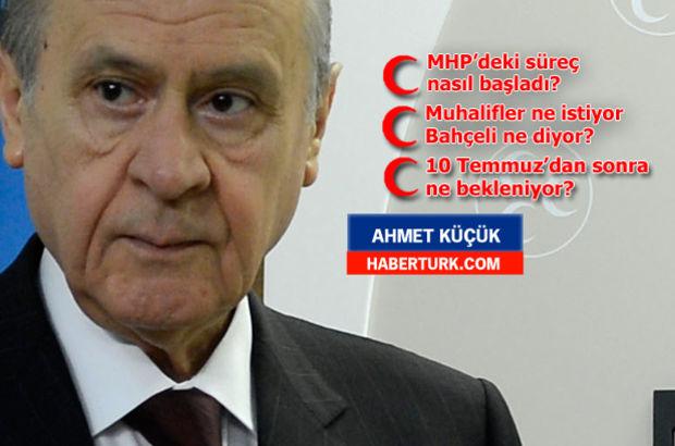 MHP'de bitmeyen tartışma: Kurultay süreci ve Devlet Bahçeli muhalefeti