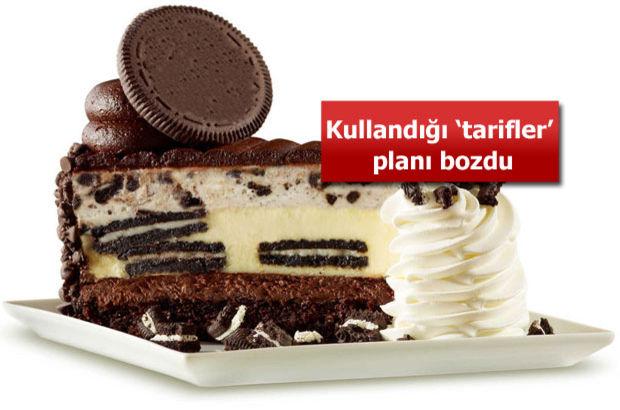 Cheesecake Factory Turkiye De Gdo Ya Takildi