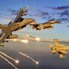 Kuzey Irak'a ve Lice kırsalına hava harekâtı