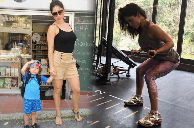 'Fitness bağımlısıyım'