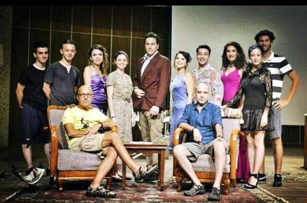 Nejat İşler, Bodrum'da tiyatro grubu kurdu