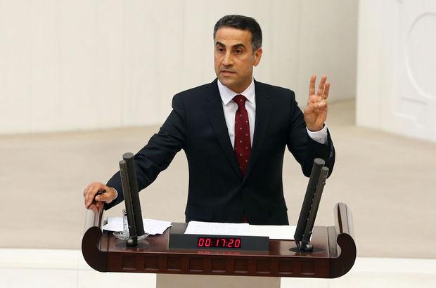 HDP'li vekilin aracındaki kişi terör örgütü üyeliğinden tutuklandı