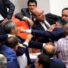 Meclis'te HDP ile AK Parti vekilleri arasında tartışma yaşandı