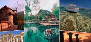Ucuz ve rahat bir tatil için Türkiye'de gidilebilecek 41 adres