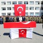 Şehit Uzman Çavuş Mehmet Aşkar için tören düzenlendi