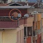 Muğla Ortaca'da hastaneden kaçan yaralı 4 katlı binadan atladı