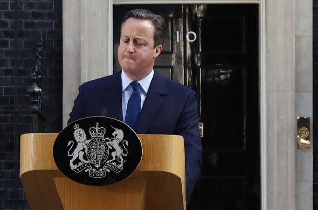 Brexit'in ardından İngiltere Başbakanı David Cameron istifa etti