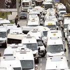 İstanbul'da trafik yüzde 10 azaldı