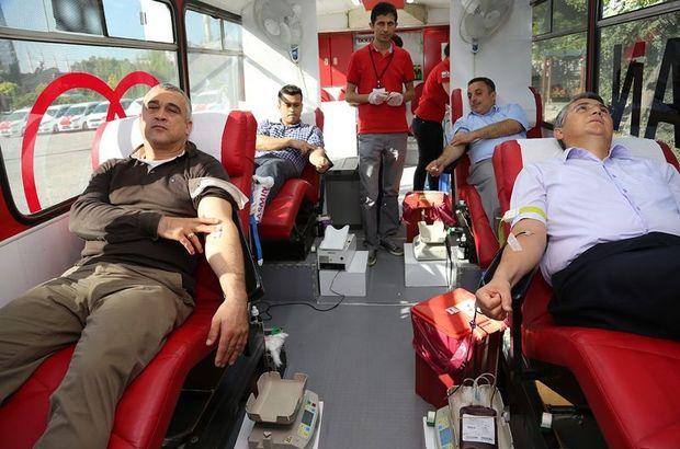 Kan bağışı orucu bozar mı?