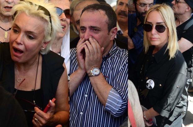 Yaşar Nuri Öztürk son yolculuğuna uğurlandı!
