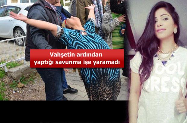 Türkan Sarıkaya'yı öldüren sevgiliye 'ömür boyu' hapis istemi