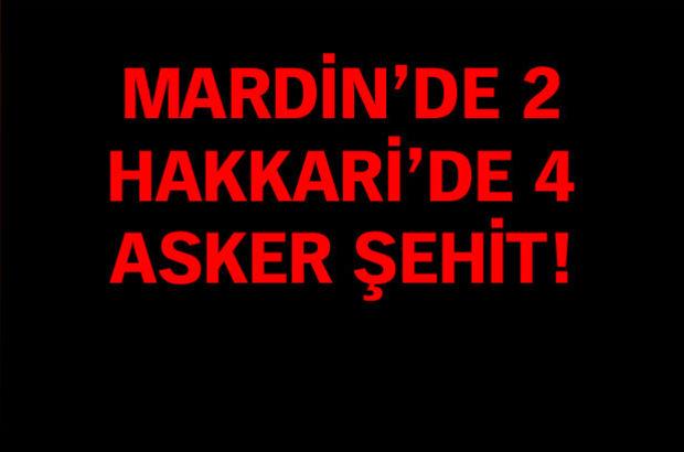 mardin, hakkari