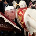 """Papa Ermenistan'da """"soykırım"""" dedi"""