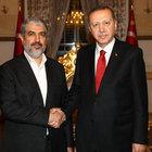 Erdogan meets Hamas leader in Istanbul