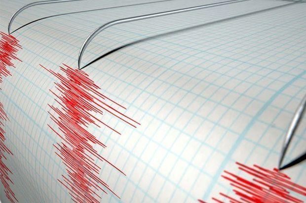 Son Dakika Depremler! İstanbul'da deprem oldu