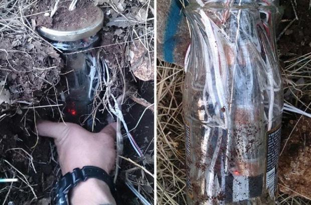 Diyarbakır Lice'de PKK'ya ait çok sayıda mühimmat ele geçirildi