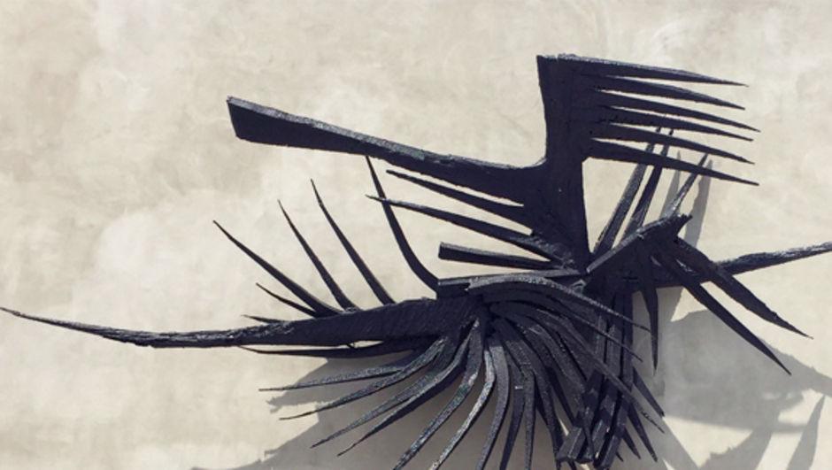 Soyut Kompozisyon-Kuşlar HEYKEL