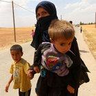 IŞİD, Menbiç'te 900 Kürt sivili kaçırdı