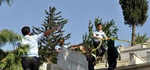 Gaziosmanpaşa'da mezarlıkta kadın cinayeti