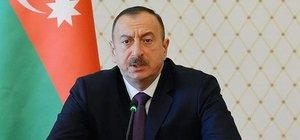İlham Aliyev'den Dağlık Karabağ açıklaması