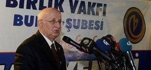 İsmail Kahraman: Türkiye'yi önder bekleyen bir dünya var