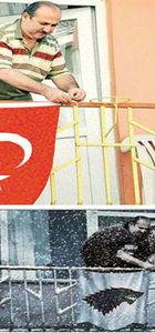 Elif Key: 3 m2 balkona dünyayı sığdırdık