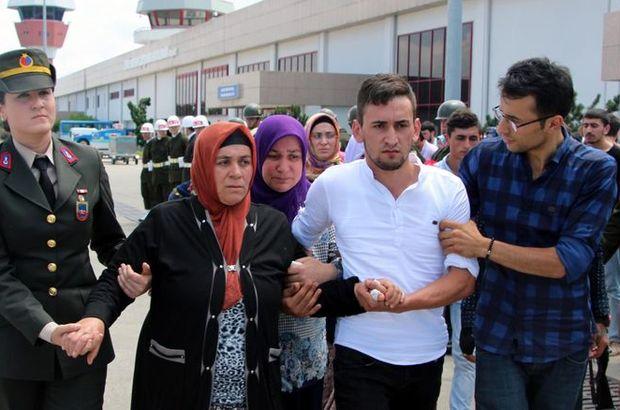Şehit Kerim Örtücü'nün annesi Maide Örtücü: Gülerek gönderdim, ağlamayacağım