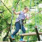 Maslak'ta çocuklar için macera parkı