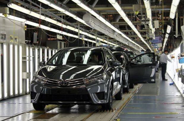 Toyota üretim merkezi