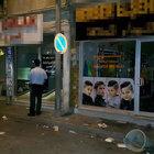 Konya'da Suriyeli grupla esnaf birbirine girdi