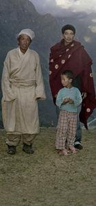 Niyma kabilesinde kadınların 7 tane kocası var