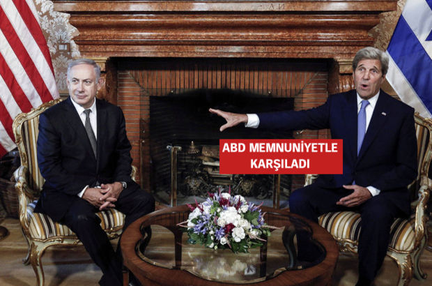 Netanyahu'dan 'Türkiye' açıklaması