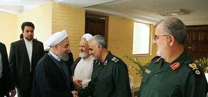İran Kara Kuvvetleri Komutanı: Irak'ın kuzeyini hedef alabiliriz