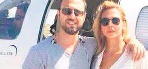 Ekim Alptekin'in özel jetle Mikonos'a künefe servisi olay oldu