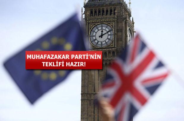 Yeni başbakan için teklif hazırlandı