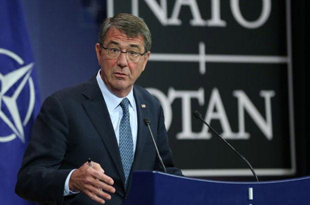 ABD Savunma Bakanı Carter: DAEŞ'i yok etmeye bir adım daha yaklaştık