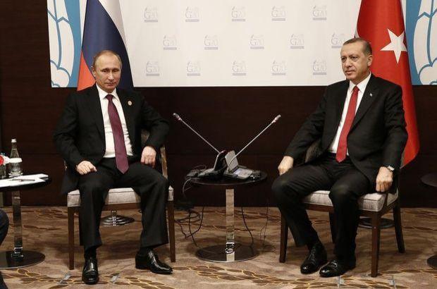 Kremlin: Erdoğan, Putin'e üzüntülerini iletti